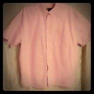 Foundry supply company soft pink 3XL men's shirt